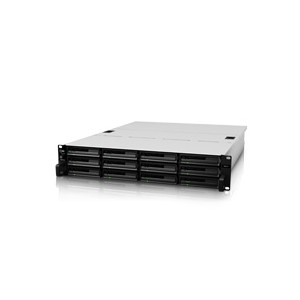 Synology RX1214 2U 12-Bay Expansion Unit for Increasing Capacity of the Synology RackStation