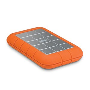 LaCie Rugged™ Triple USB 3.0 More Interfaces. More Speed - 1TB