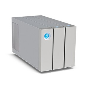 LaCie 2big Thunderbolt™ 2 Speed and Reliability. By Design - 8TB