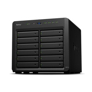 Synology DS3617xs Centralize data right on your desk