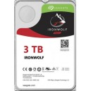 Seagate NAS IronWolf 3TB, 64MB CACHE, SATA 6GB for NAS 24x7 - ST3000VN007
