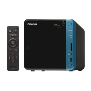 QNAP QNP-TS-453B-4G QTS-Linux combo quad-core NAS with PCIe port for diversified storage applications