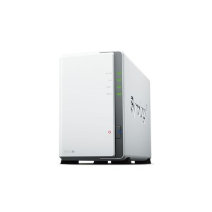 Synology DS218j A versatile entry-level 2-bay NAS for home and personal cloud storage