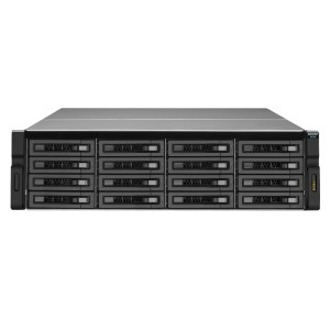 QNAP QNP-REXP-1620U-RP 12Gbps SAS RAID Expansion Enclosure for QNAP NAS