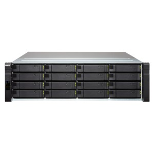 QNAP QNP-EJ1600 v2 High-performance, dual-controller 12 Gbps SAS RAID expansion enclosure