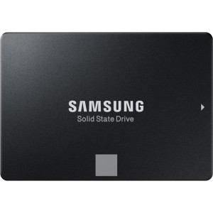 SAMSUNG SSD 860 EVO SATA III 500GB 2.5 inch The SSD that makes the difference