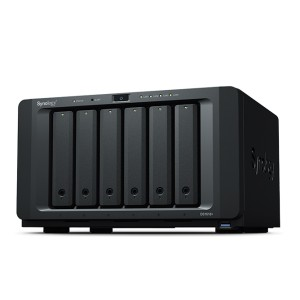 Synology DS1618+ High-performance and 6-bay NAS ideal for tackling multi-tasking challenges