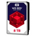 WD Red 8TB, 256MB CACHE, 5400 rpm, SATA 6GB for NAS 24x7 -WD80EFAX