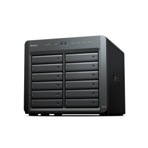 Synology DS2419+ High-capacity and scalable desktop NAS adapted to small- to medium-sized businesses needs