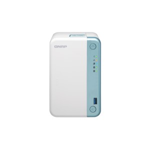 QNAP QNP-TS-251D Intel Dual-Core Multimedia NAS with a PCIe Slot for Extending NAS Functionality